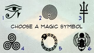 Choose A Magic Symbol To Find Out What Your Soul Really Needs.