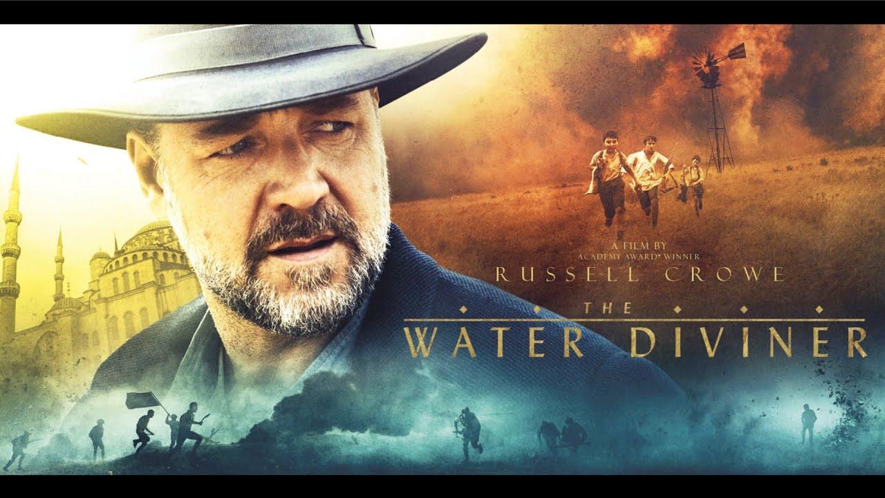 Trailer för The Water Diviner