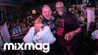 Carl Cox b2b Fatboy Slim - Live @ Saatchi Gallery, London 2019