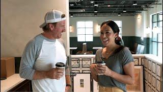 Magnolia Press (our New Coffee Shop)
