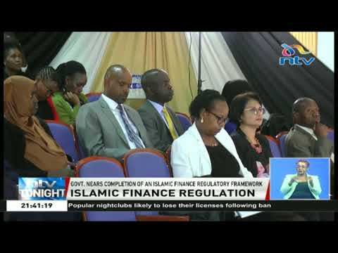 Government nears completion of an Islamic finance regulatory framework