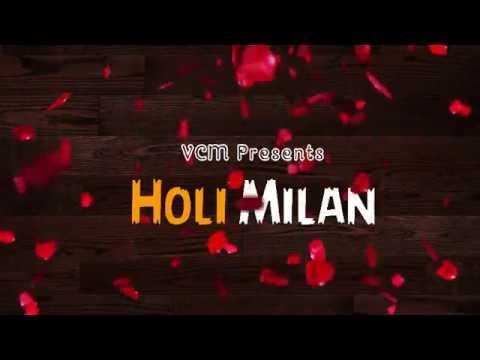 Holi Milan Festival celebrated at Noida