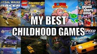 My Top 5 Best Childhood Games
