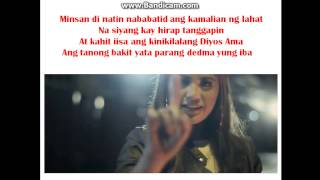 Dedma by Julie Anne San Jose and Abra Lyrics