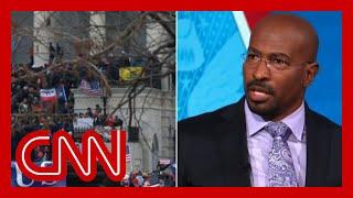 Van Jones: US Capitol riot is treason and rebellion. Period.