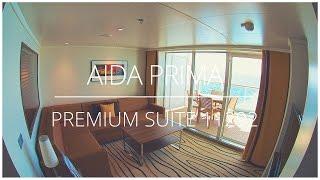 AIDAprima Premium Suite 11292