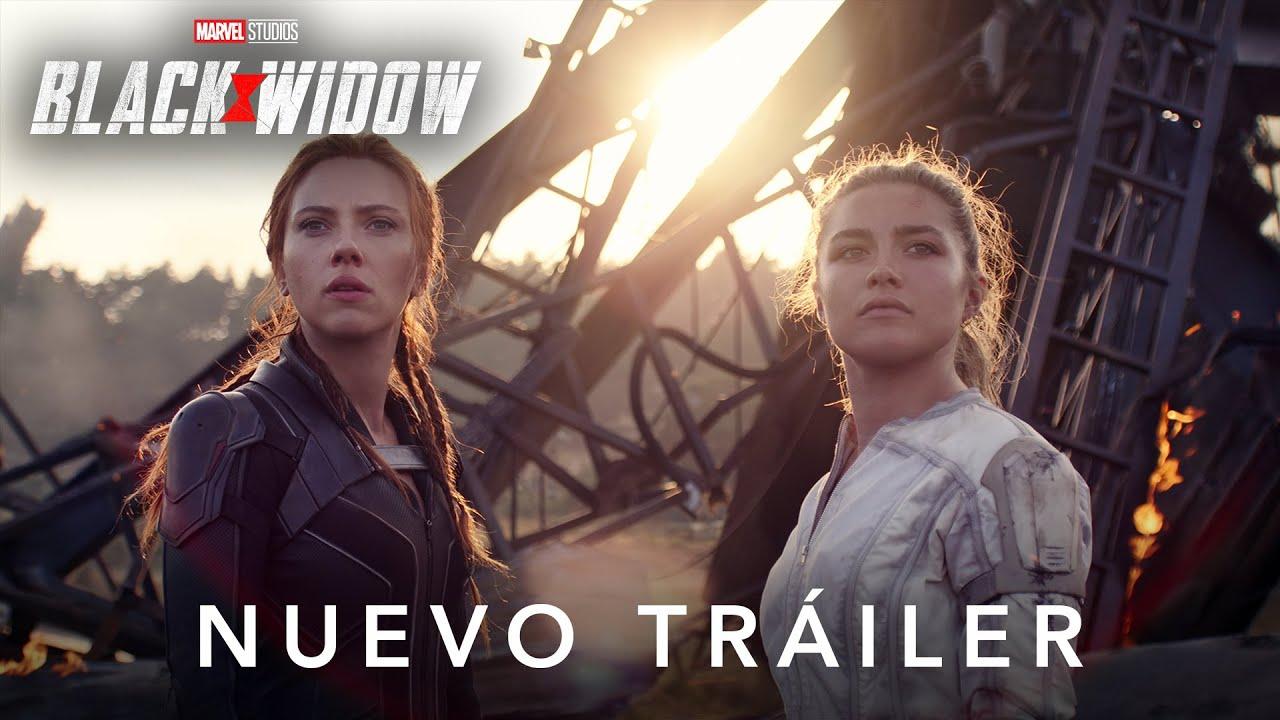 Black Widow, de Marvel Studios – Nuevo Tráiler Subtitulado | Disney Plus