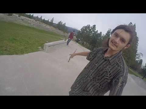 Weed Skate Park Ca