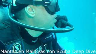 buceando con Mantas 2 | MALDIVAS CUATRO ATOLONES -  Malé Maldives foto 7