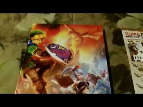Видео № 0 из игры Official Hyrule Warriors Strategy Guide