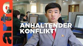 Nordkorea: Kims Männer   ARTE Reportage