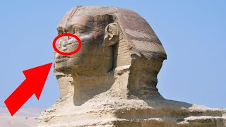 Experts Uncovered The Sinister Truth About Why So Many Egyptian Statues Don't Have Noses Anymore