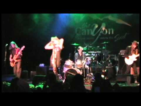Devon Rowland & the Crazy Hearts - Live at the Canyon Club!