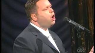 Paul Potts Performance On The View