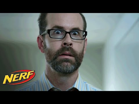 Nerf On The Job – Best Way To Deal With The Boss
