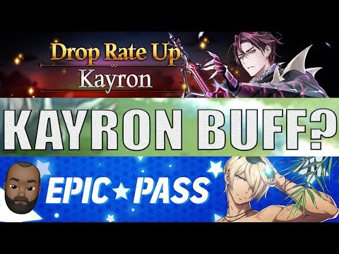 Kayron Ninja Buffed? Epic Pass/Sez Skin/Patch Notes: Epic Seven