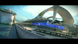 Kai Tak Cruise Terminal [Foster + Partners] - dbox
