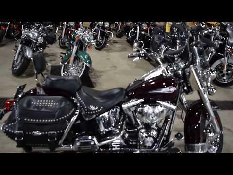2005 Harley-Davidson FLSTC/FLSTCI Heritage Softail® Classic in South Saint Paul, Minnesota