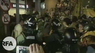 【8.11】北角「愛國」團體在街上與途人爭執現場
