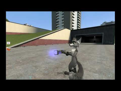 Garry's Mod Cat Playermodel - смотреть онлайн на Hah Life