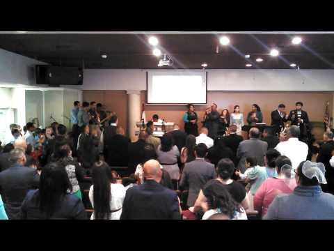 Apostolic Tabernacle Church praise team
