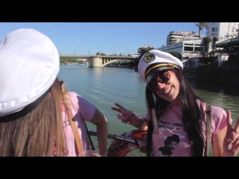 Despedida de soltera en barco con broma incluida