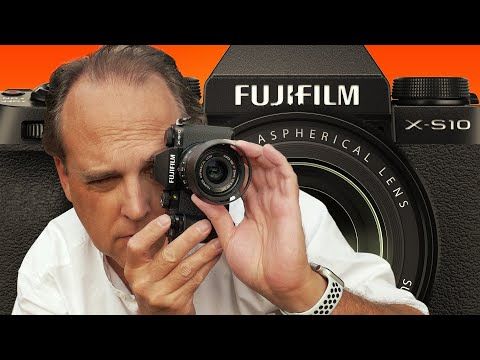 External Review Video JLJ-od_Gouw for Fujifilm X-S10 APS-C Mirrorless Camera
