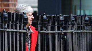 Brexit : malgré la fronde, Theresa May déterminée à sauver son projet... et son avenir
