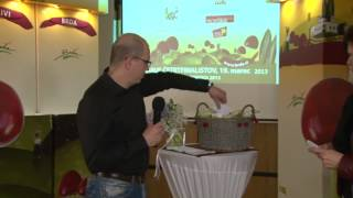 preview picture of video 'Briška poroka - žrebanje parov'
