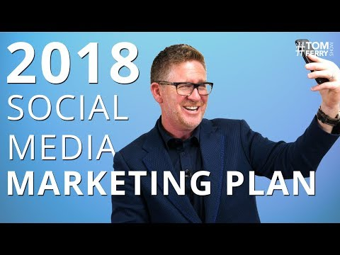The Real Estate Social Media Strategy for Maximum Reach and Engagement | #TomFerryShow