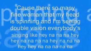 3OH!3 - Double Vision - Lyrics