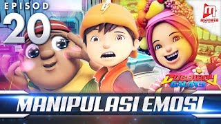 Download Video BoBoiBoy Galaxy EP20 | Manipulasi Emosi - (ENG Subtitle) MP3 3GP MP4