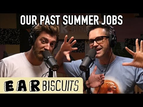 How Do You Survive A Summer Job? | Ear Biscuits Ep. 151