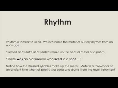 6 11 Sound In Poetry Meter Humanities Libretexts In poetry, metre (british) or meter (american; 6 11 sound in poetry meter