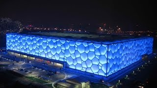 Суперсооружения: Водный куб Пекина