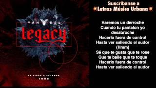 Jaque Mate (Letra) - Yandel (Legacy)