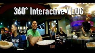 EPIC 360° VIRTUAL REALITY VLOG