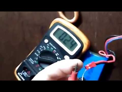 Bateria lipo Li-Po Li-ion RC muerta: Truco Cómo recuperar revivir cargar pilas. Recover Lipo Battery