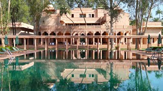 AMANBAGH, An Ultraluxe Pink Palace Resort In Rajasthan (India): Full Tour