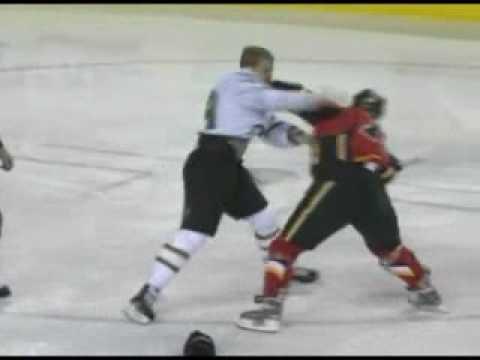 Mark Smith vs. Steve Ott