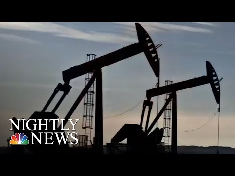 U.S. Drivers Are Paying The Lowest Gas Prices In 12 Years | NBC Nightly News
