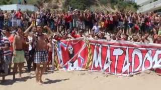preview picture of video 'ULTRAS LOS MATADORES 05 A L'HOCEIMA '' Intro '' LA HISTORIA INFINITA HD'