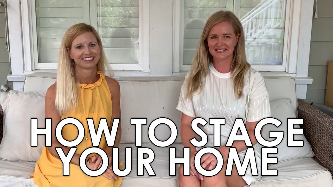 What Are the Top 3 Tips for Staging Your Home?