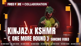 One More Round Dance Music Video - KSHMR|Free Fire|Kinjaz