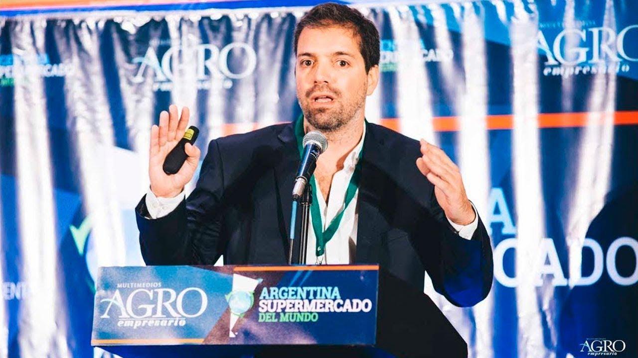 Leonardo Bonomo - Director de la Bodega Valle del Indio