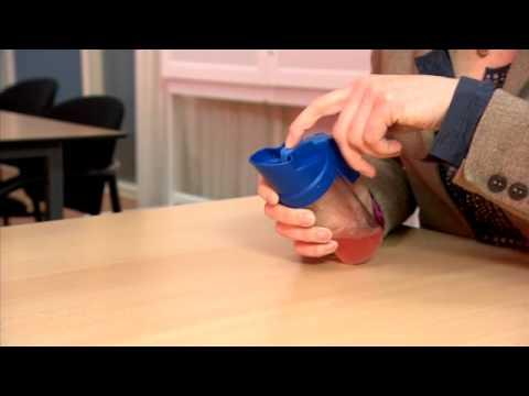Aangepaste lekvrije drinkbeker (A26)