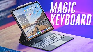 Magic Keyboard for iPad Pro review