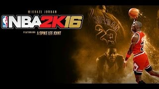 NBA2k16 Opening Sequence!