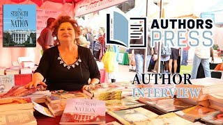 An Interview with author Luisa Mirella Plancher