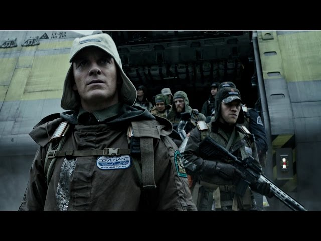 Alien: Covenant International Trailer
